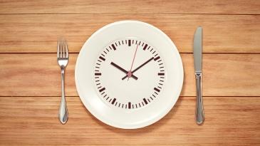Jejum Intermitente tempo para não comer